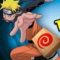 Gioco dei blocchi da unire e collegare Naruto