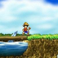 Gioco dell'avventura dei pirati One Piece
