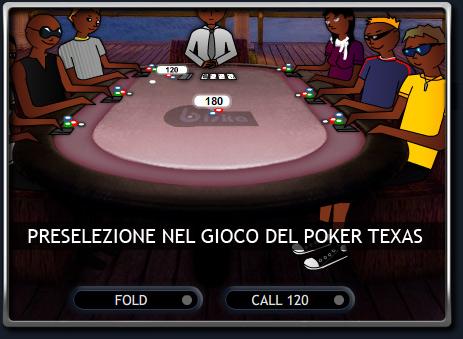 gioco gratis poker texas holdem