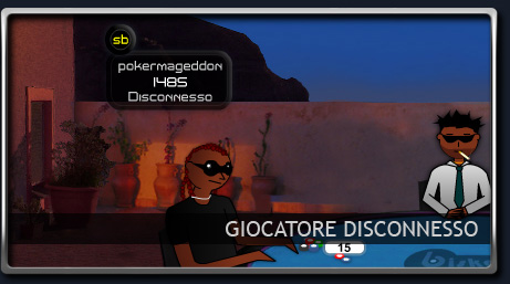 Disconnected Player