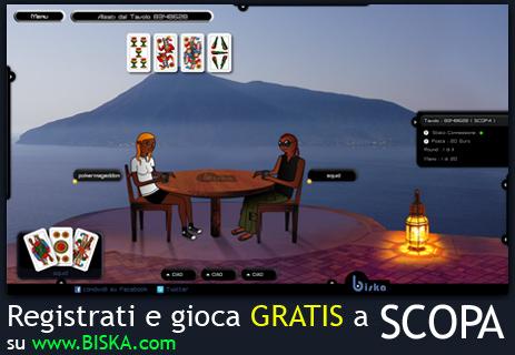 carte da gioco erotiche incontri on line