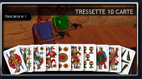 gioco carte tressette